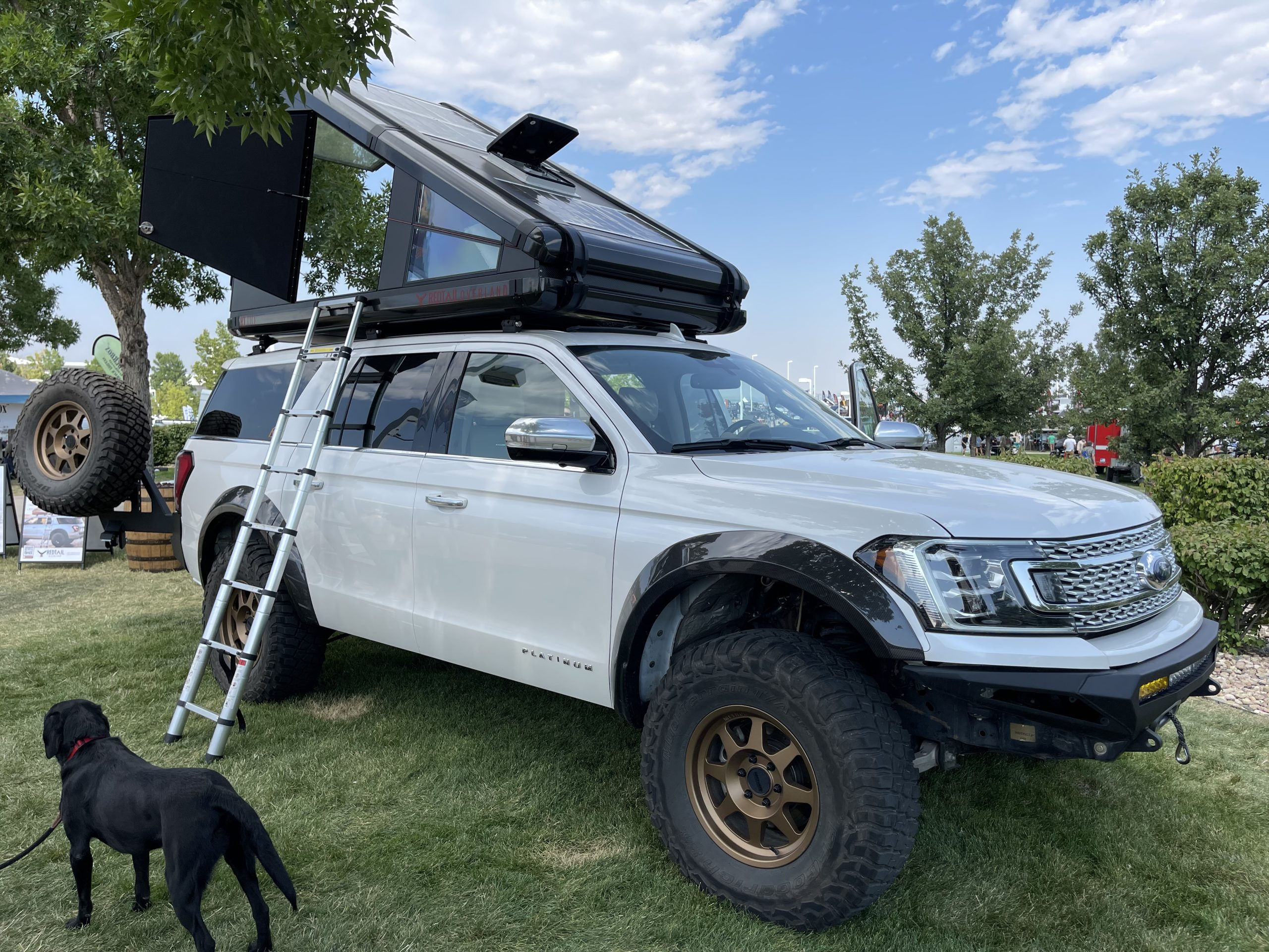 Redtail Overland Roof Top Tent