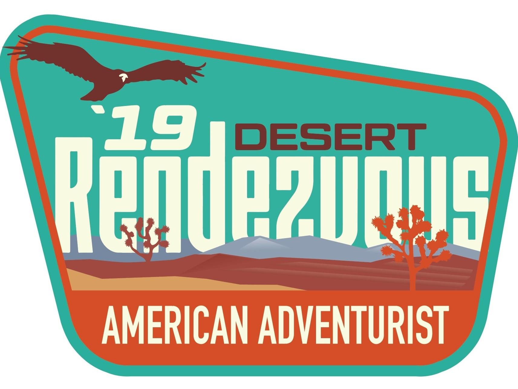 2019 Desert Rendezvous