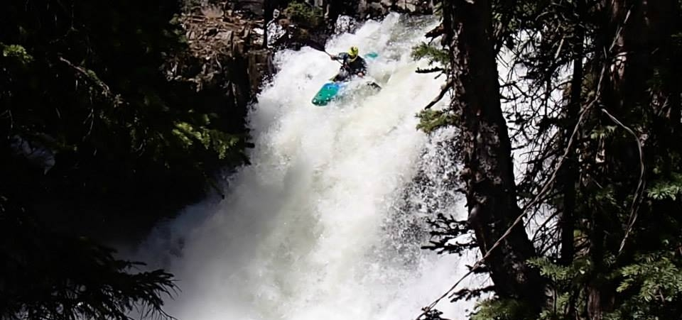 OBJ big falls
